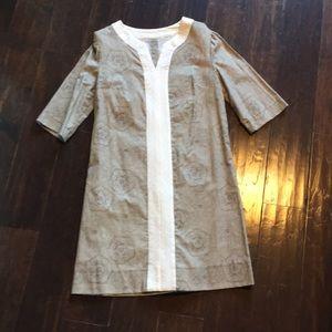 Cotton tunic dress Sz 2